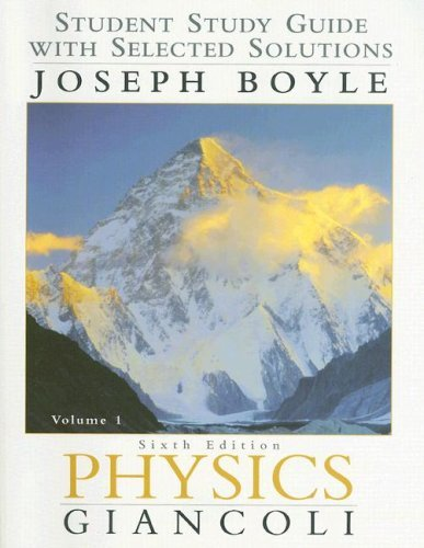 giancoli physics 6th edition solutions pdf download