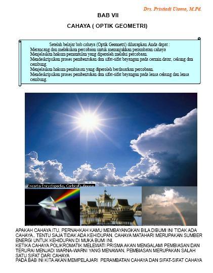 Fisika Smp 171 Blogfisikaku
