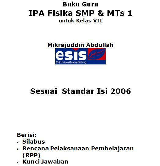 Silabus Berkarakter Ipa Smp Kelas 8.html - Alternative Energy